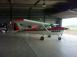 赤飛行機 新日本飛行機.JPG
